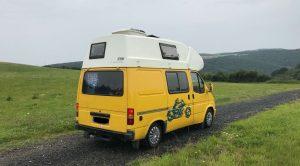 Zwischen Campingbus und Luxus-Suite