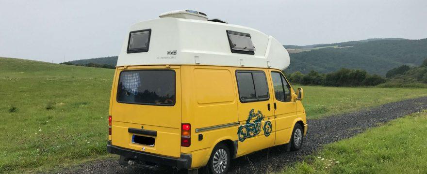 Campingbus Luxus-Suite