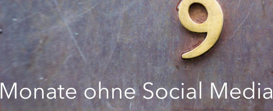 Social Media-Entzug, Delete Faceook, Leben ohne Social Media